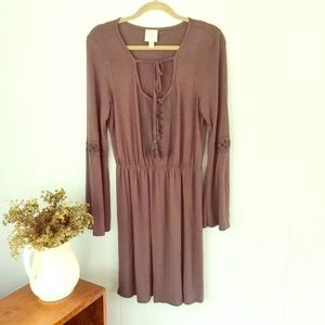 KNOX ROSE tunic blouse/ dress!!
